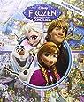 Frozen. Busca Y Encuentra par Frozen