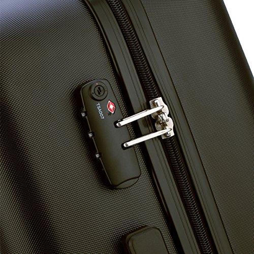 Delsey Carlit luggage Trolley cabin 4R Slim 55 black -