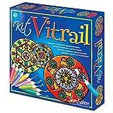 Kit vitrail Mandalas - sentosphere - 259