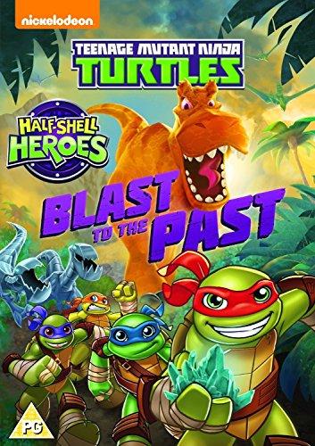 Teenage Mutant Ninja Turtles - Half-Shell Heroes: Blast To The Past - Teenage Mutant Ninja Turtles - Half-Shell Heroes: Blast To The Past (1 DVD)