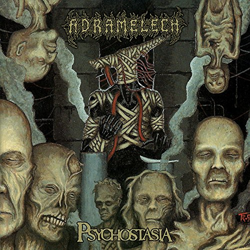 Adramelech: Psychostasia (Audio CD)