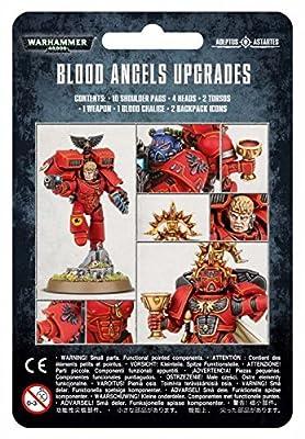Améliorations Blood Angels 41-80 - Warhammer 40,000