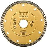 Turbo Disque diamant Ø 125mm pour Céramique, carrelage, marbre et granit