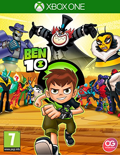 Ben 10 (Xbox One) Best Price and Cheapest