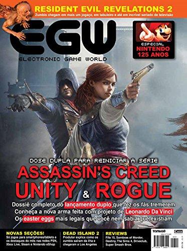 EGW Ed. 157 -  Assassin's Creed: Unity e Rogue (Portuguese Edition) (Island Dead Steam)