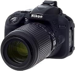 EasyCover Nikon D5300 Camera Case (Black)