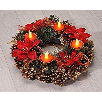 Fri Collection Meisterfloristik Adventskranz Xxl Weihnachtskranz