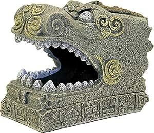 rosewood d cor pour aquarium pierre tombale en t te de serpent animalerie. Black Bedroom Furniture Sets. Home Design Ideas