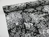 Confección Saymi–Aufnahmen Canvas Stoff bedruckt