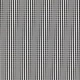 Fabulous Fabrics Futterstoff Vichy Karo – schwarz/Weiss