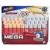Hasbro Nerf E2275EU5 AccuStrike and Mega 30-Pack Combo Refill, Multicolour
