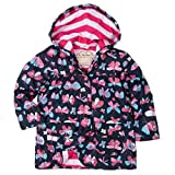 Hatley Girl's Classic Printed Raincoat