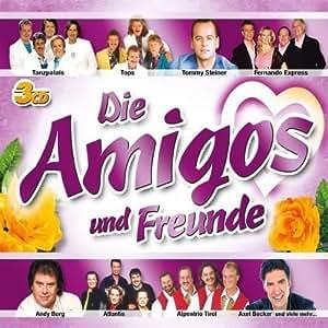 Die Amigos und Freunde - Various: Amazon.de: Musik