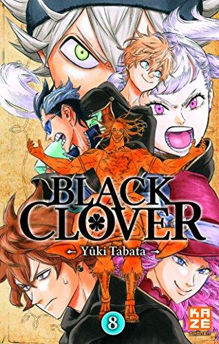 Black clover (Tome 8) : Espoir versus Désespoir