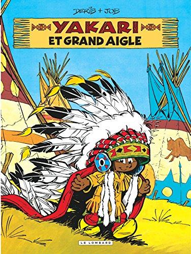 Yakari, Tome 1 : Yakari et grand aigle par From Les Editions du Lombard
