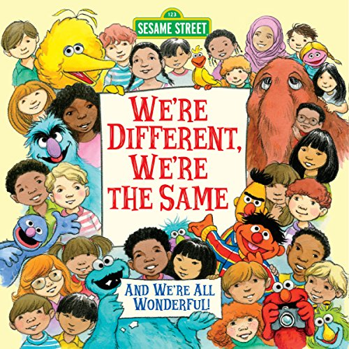 We're Different, We're the Same (Pictureback) por Bobbi Kates