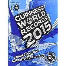 Guinness World Records 2015( en anglais)