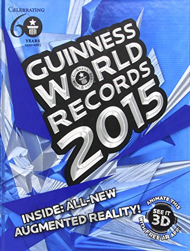 Guinness World Records 2015 (AAA)