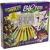Tortugas Ninja - Blopens, rotuladores de aerografía (Toy Partner)