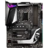 MSI MPG Z390 Gaming Pro Carbon AC, LGA 1151 Mainboard (DDR4, 2X Turbo M.2, 9x USB 3.1, 5X Gen2 und 4X Gen1, WLAN, BT)