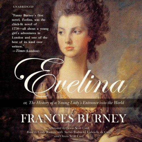 Evelina  Audiolibri