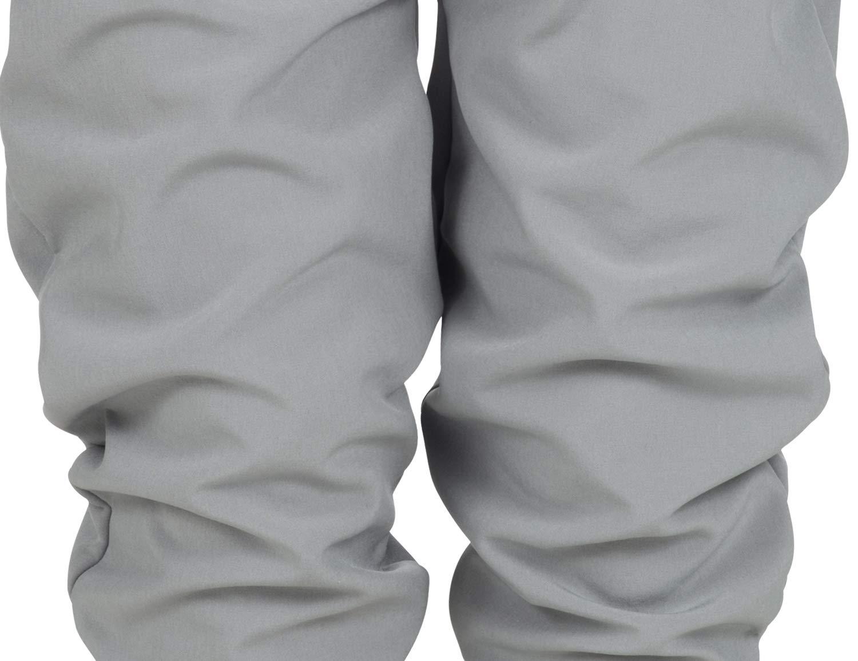 Lila Niño Softshell–Pantalón para bebé niños Pantalón Otoño Invierno forrado Lluvia Pantalones Monótono gris rayas rosa Talla 50/56–134/140–Fabricado en Alemania. 4