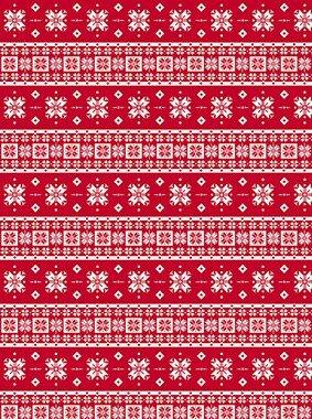 Decopatch 1.706,9cm rot und weiß Weihnachten,Einzelbogen (Spaß Um Möglichkeiten, Halloween-dekorationen)