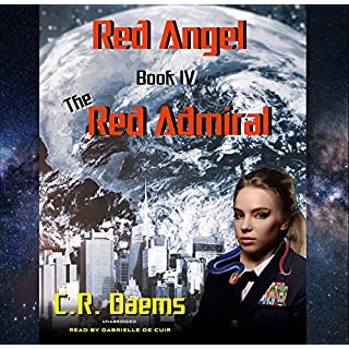 The Red Admiral (Red Angel, Band 4)