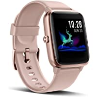 LATEC Smartwatch Smart Watch Notifiche Messaggi per iPhone Android Telefono Orologio Fitness Tracker…