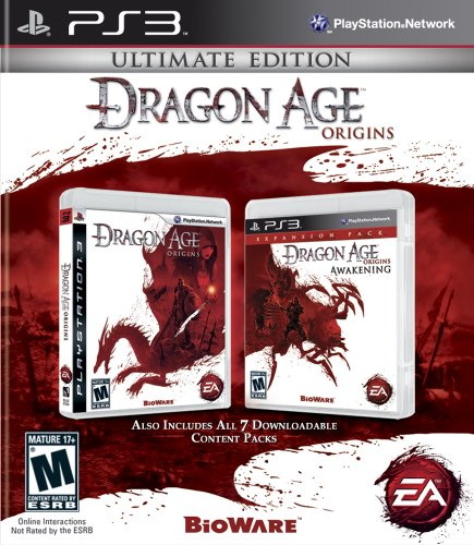 dragon age origins ultimate edition ps3