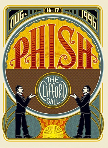 PHISH CLIFFORD BALL 7PC / BOX DIG (Dig-box)