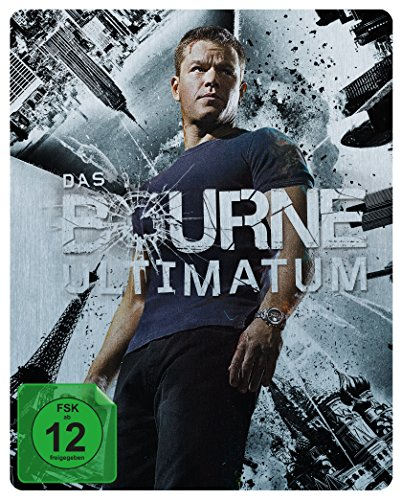 Das Bourne Ultimatum - Steelbook [Blu-ray] [Limited Edition]