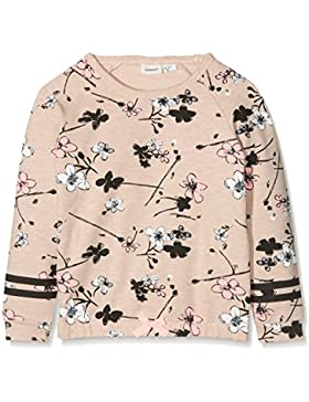NAME IT Mädchen Sweatshirt Nmfdalyna Ls Sweat Unb
