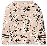 NAME IT Mädchen Sweatshirt Nmfdalyna LS Sweat Unb, Rosa (Peachy Keen), 116
