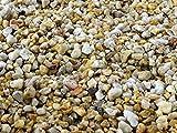 Natur Quarz Kies Zierkies Bodengrund Garten Teich Aquarium Kiesel Stein 5 25 kg (10 Kg)