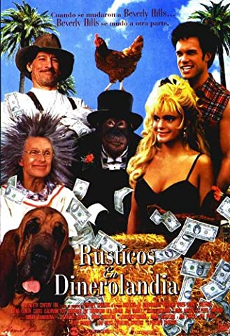 The Beverly Hillbillies Plakat Movie Poster (27 x 40 Inches