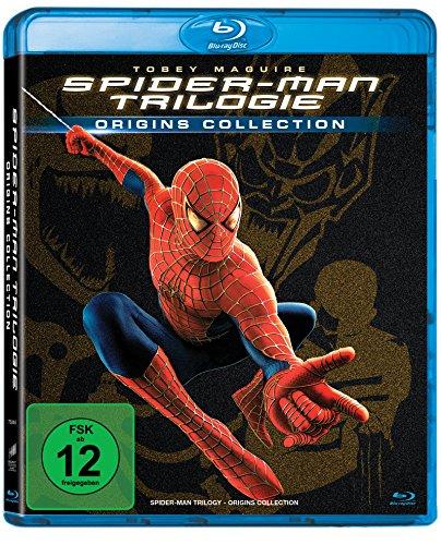 Spider-Man 1-3 [Blu-ray]