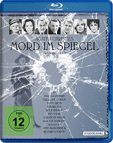 Bild von Mord im Spiegel - Agatha Christie [Blu-ray]