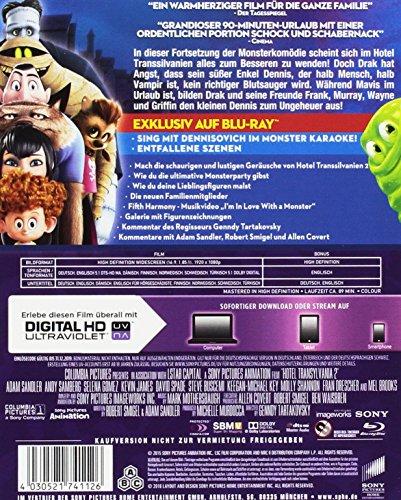 Hotel Transsilvanien 2 [Blu-ray]: Alle Infos bei Amazon
