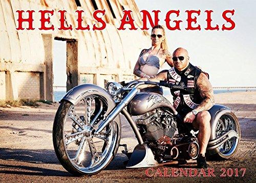 Hells Angels MC Calendar 2017
