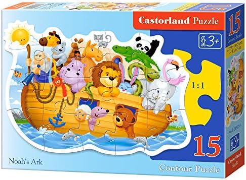 Castorland - B-015054 - Puzzle - Arche Arche Arche de Noé - 15 Pièces B00RMR2KAM 9f1d6e