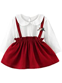 K-youth Niñas Vestido Liquidación Linda Vestido Niñas Fiesta Ropa Bebe Niña Verano Elegante Vestido