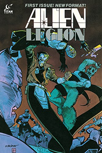 Alien Legion #22 (English Edition) Titan Wellington