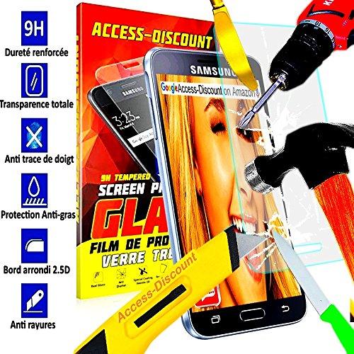 FILM en Verre Trempe de SAMSUNG GALAXY CORE PRIME G360 SM-G360 SM filtre protecteur d'écran INRAYABLE vitre INCASSABLE pour Smartphone Core PRIME VE Value Edition G360H G360F dual sim SM-G360F G 360 4G LTE sm-g361f g361 sm g361f 361