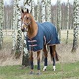 Schmutzabweisende Polyester Abschwitzdecke mit Fleece stabil und robust, Groesse:165