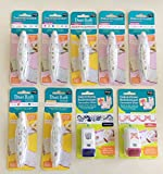 Plus Japan 59143 Scrapbooking Deko-Set 9-teilig