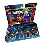 Figurine 'DC Comics' Pack équipe - Joker & Harley Quinn : Team Pack