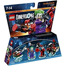 LEGO Dimensions - Team Pack - Joker & Harley