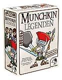 Pegasus Spiele 17238G - Munchkin Legenden 1+2