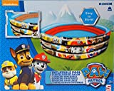 Paw Patrol 3 Ring Inflatable Paddling Pool Summer Garden Toy